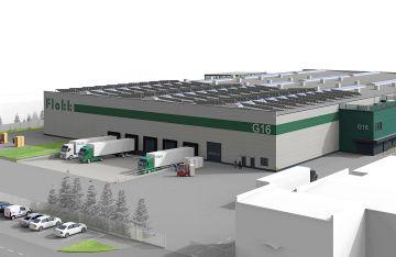 Rusza budowa nowej hali produkcyjno-magazynowej...