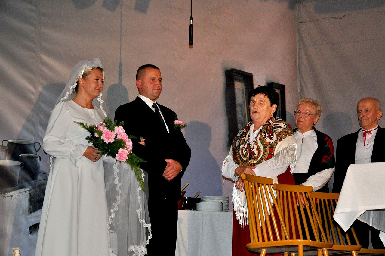 Druga odsłona malanowskiego wesela z końca lat 30-tych ubiegłego wieku