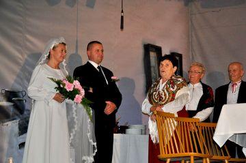 Druga odsłona malanowskiego wesela z końca lat...