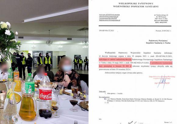 Malanów: Decyzja o karze 30 tys. zł dla organizatora najsłynniejszego wesela...