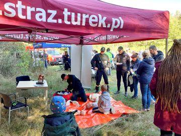 PSP Turek edukowało w ramach XIX Rajdu...