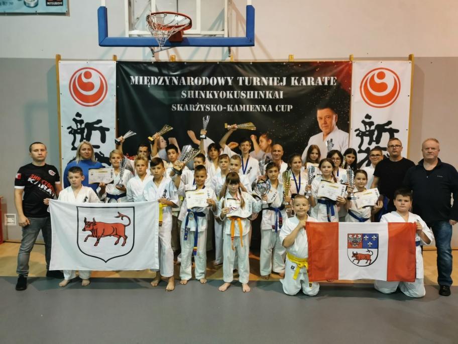 VII Międzynarodowy Turniej Shinkyokushinkai...