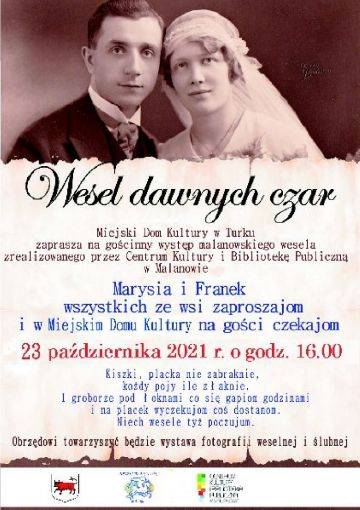 Wesel dawnych czar - historia ożenku Marysi i...